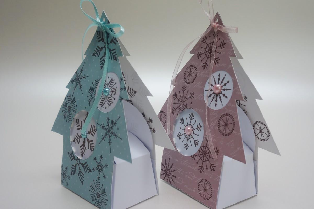 8. Vánoční krabička s překvapením