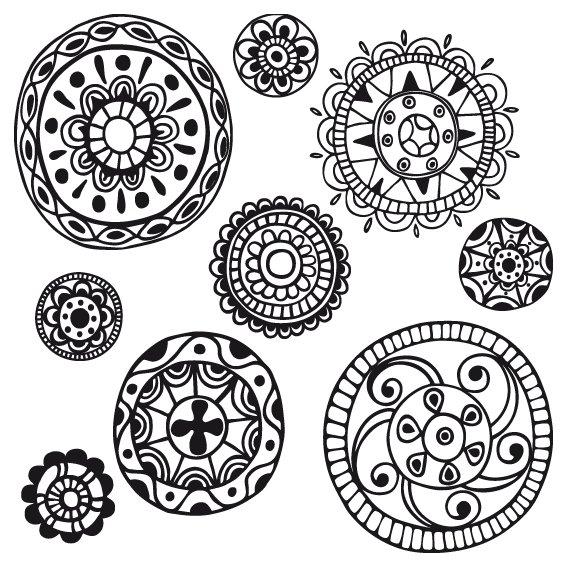 Zentangle – dejte svému kreslení řád