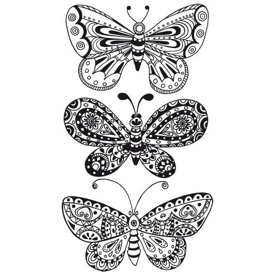 02210_3_papillons_zentangleD