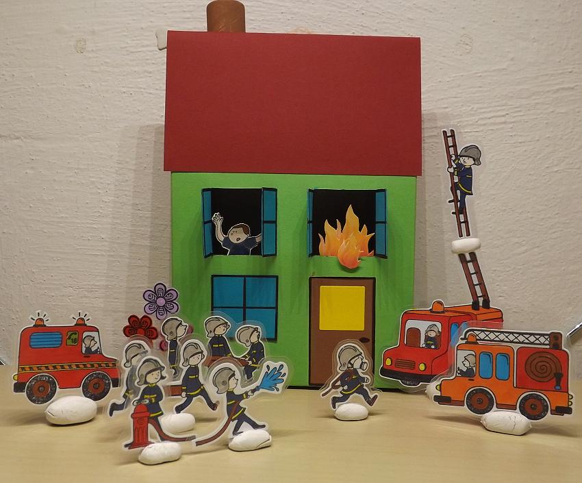 3D projekt pro malé i velké hasiče