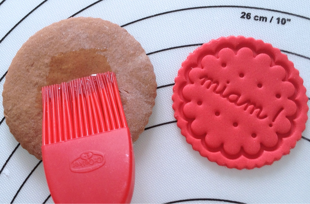 I sušenky se dají razítkovat – exkluzivní návod Hanky Rawlings