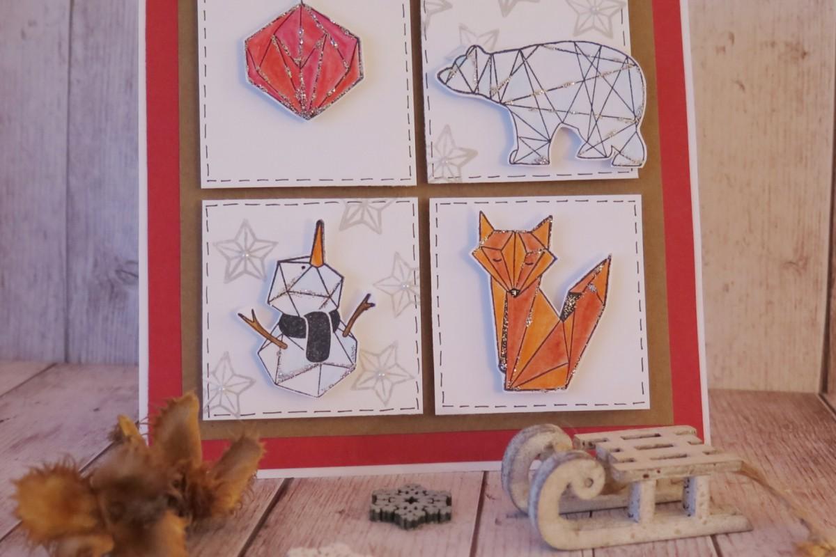 18. Přání ve stylu origami