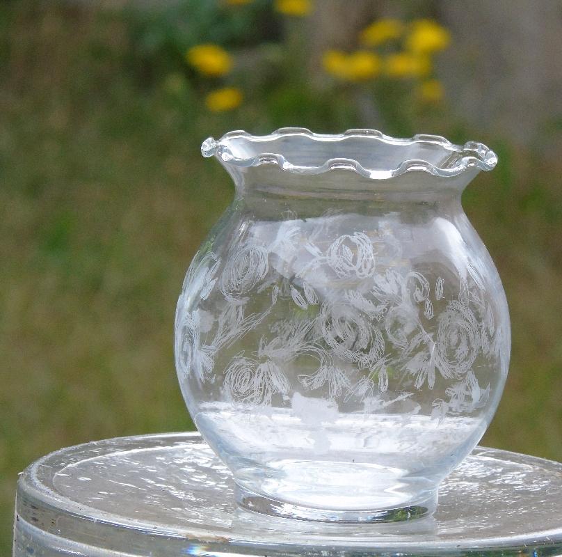 Leptání skla