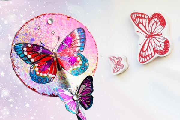 Motýlí kouzelná hůlka